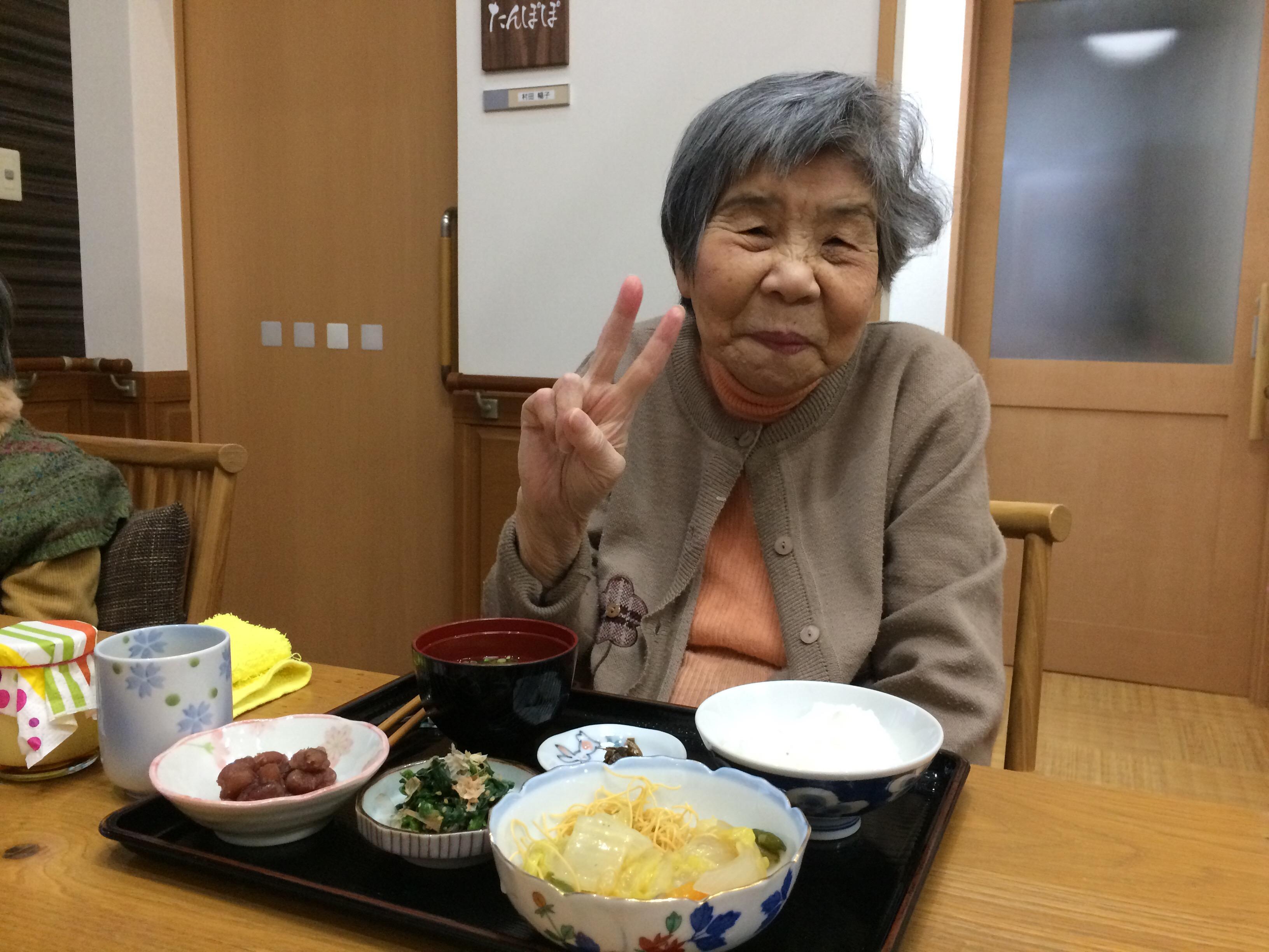 img 0106 - 笑う門にはさくら館🌸の晩御飯