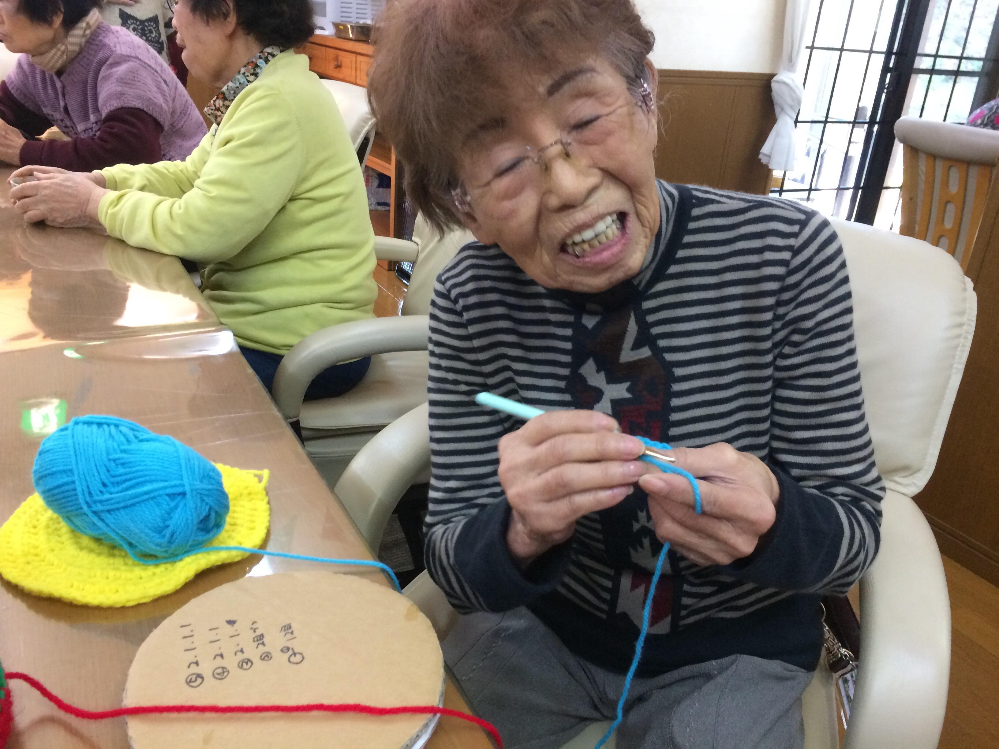 img 0127 1 - さくら館手指訓練🌸
