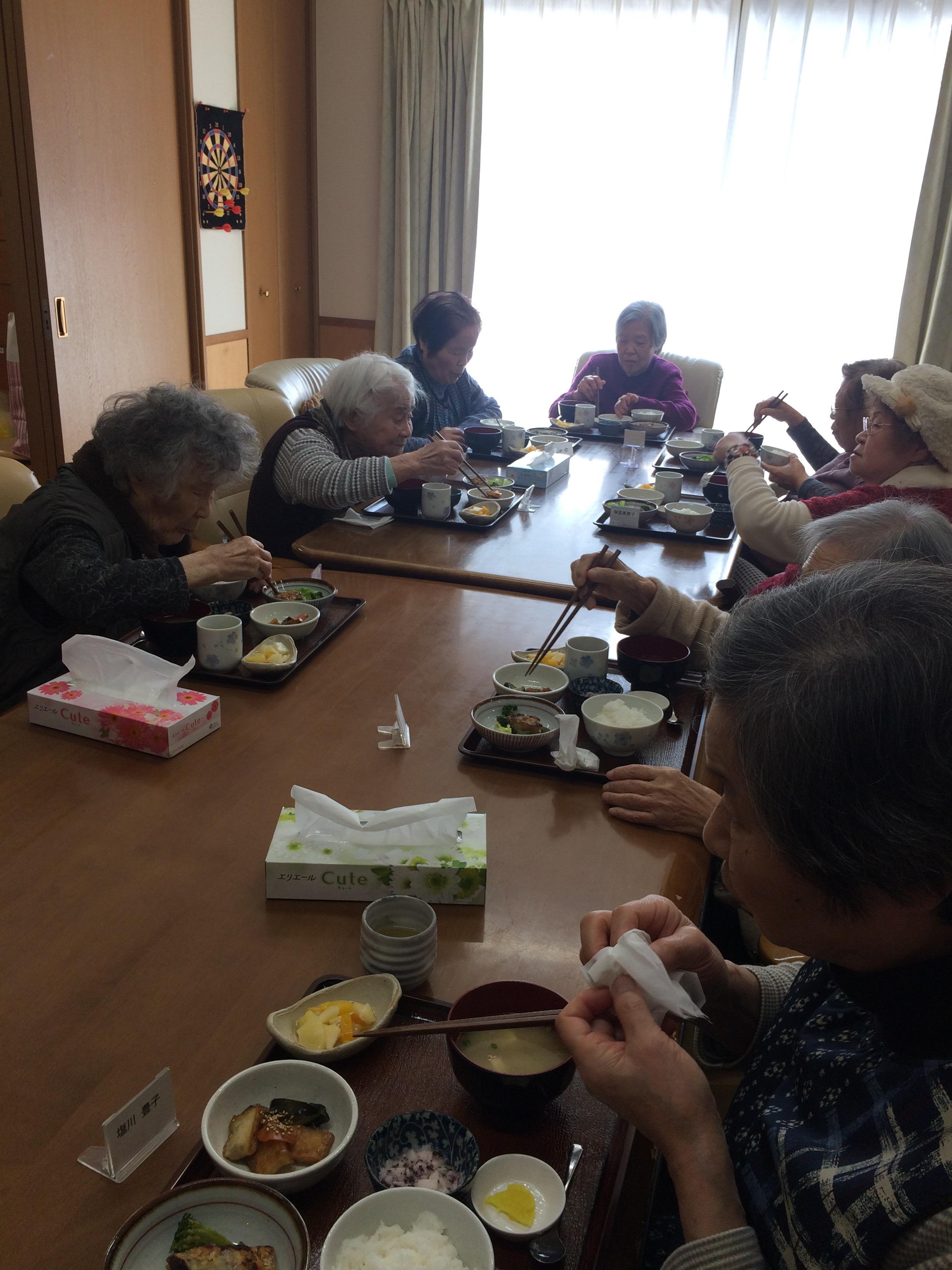 img 0165 - さくら館のお昼ごはん🍚🌸だぜぇ〜〜〜♪