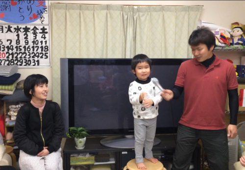img 0242 500x347 - 機能訓練に(^.^)優斗くん