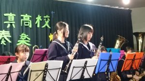 DSC 2317 300x169 - 吹奏楽部♪