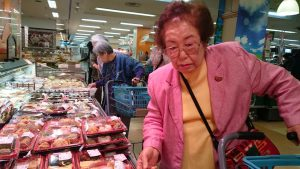 DSC 2332 300x169 - お買い物と鯉のぼり