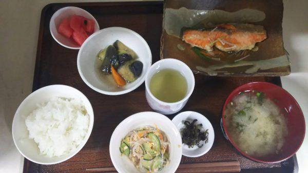 img 2227 - さくら館のお昼ご飯🍚