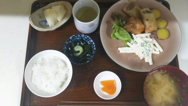 img 2970 - さくら館🌸のお昼御飯