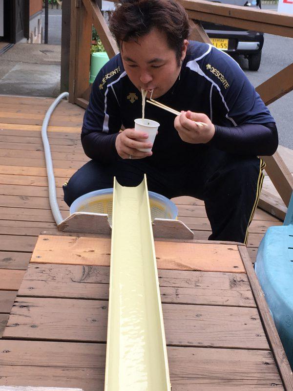 img 4420 1 - さくら館素麺流し(^.^)