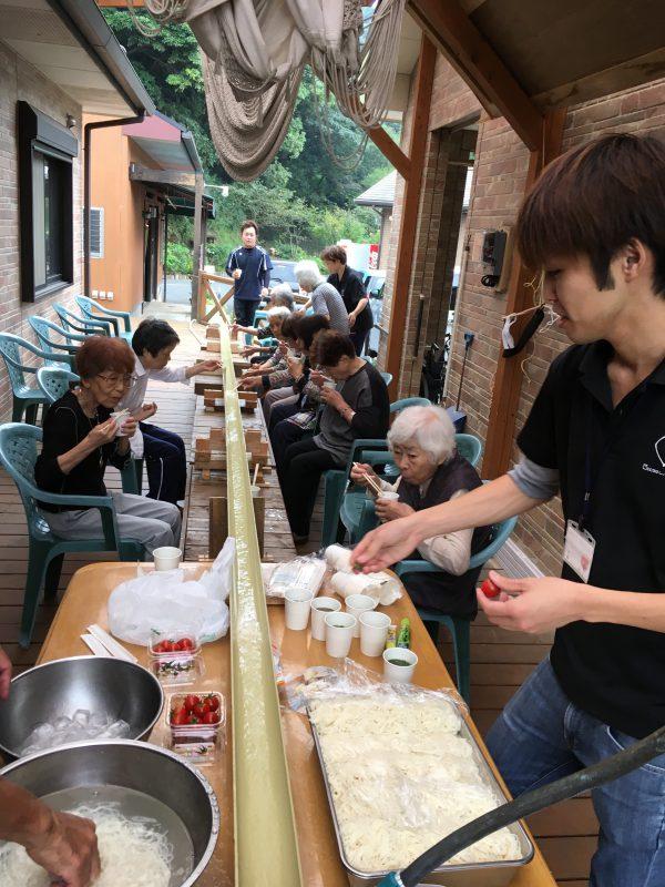 img 4421 - さくら館素麺流し(^.^)