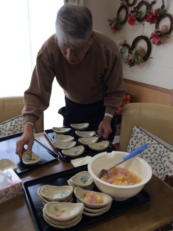 img 2332 - 男前🕴料理の盛り付け👍