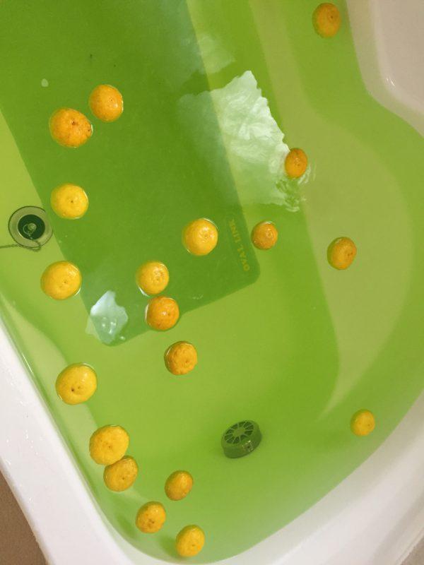 img 0245 - 冬至と言えば柚子湯です!