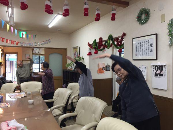 img 0255 2 - 朝のラジオ体操!