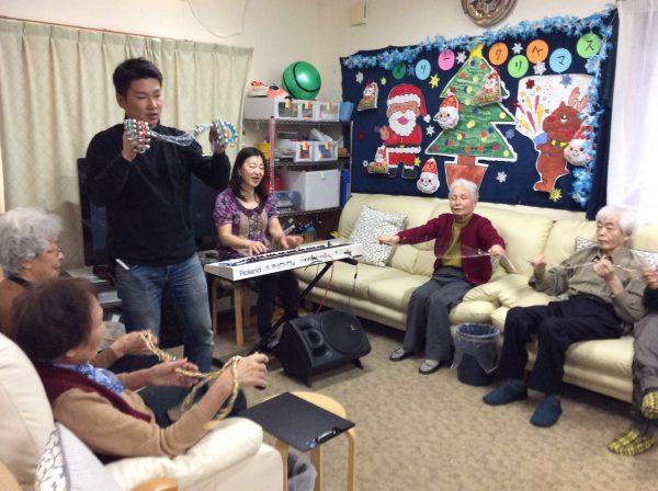 img 2608 - 今年、最後の音楽療法🎶✨