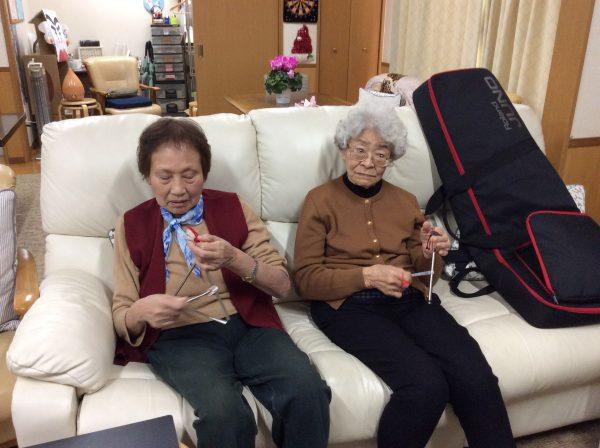 img 2613 - 今年、最後の音楽療法🎶✨