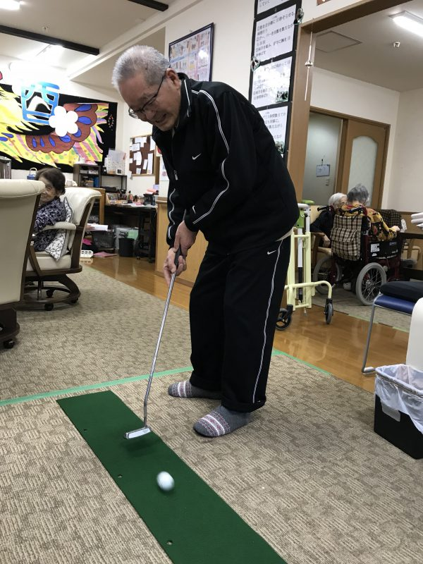 img 4534 - さくら館、年末ゴルフ大会⛳️