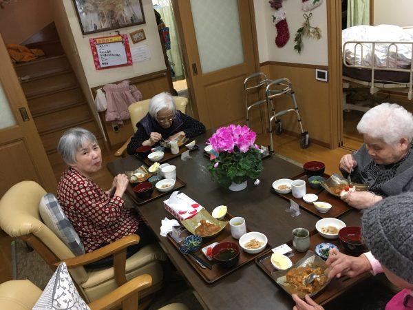 img 5711 - さくら館のお昼ご飯