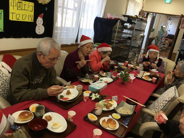 img 5872 - クリスマス会のはじまり