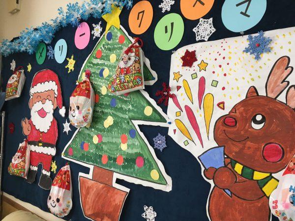img 5873 - クリスマス会のはじまり