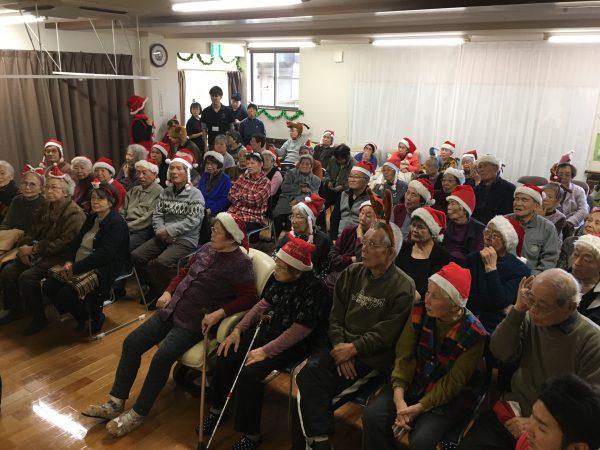 img 5883 - クリスマス会のはじまり