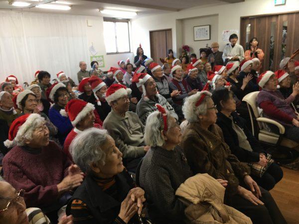 img 5885 - クリスマス会のはじまり