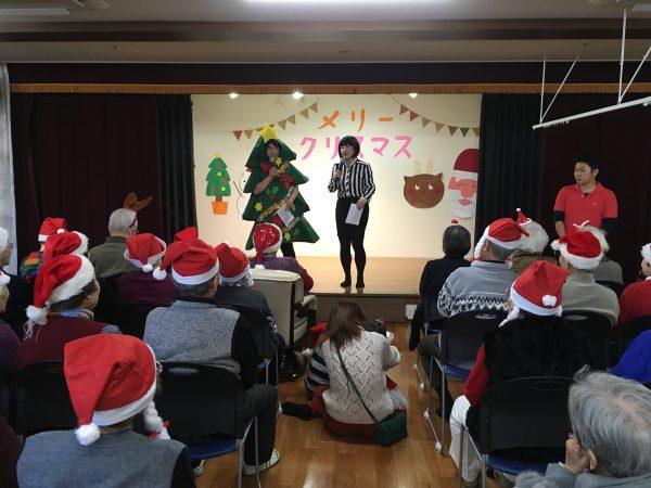 img 5886 - クリスマス会のはじまり
