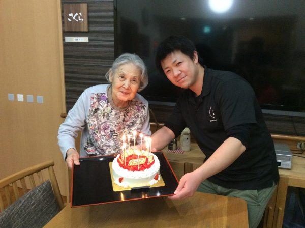 img 3730 - 川村様のお誕生日🎂
