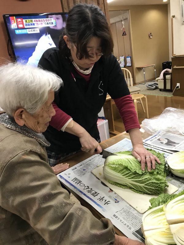 img 8331 - 白菜を漬けるよ!!