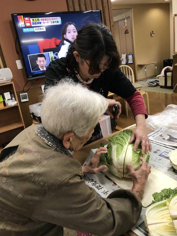 img 8333 - 白菜を漬けるよ!!