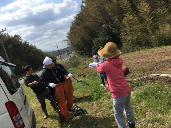 img 7303 - 竹の子掘り