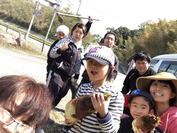img 7315 - 竹の子掘り