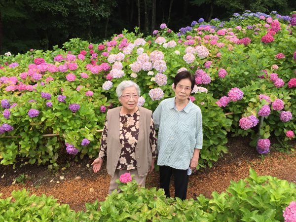 img 2728 - 紫陽花を見に🤗