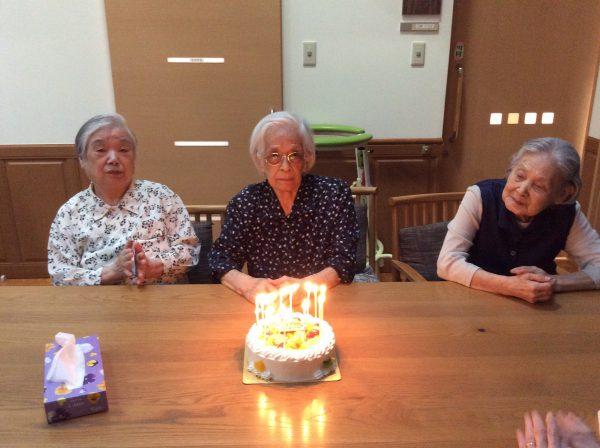 img 6342 - 芳賀様のお誕生日🎂