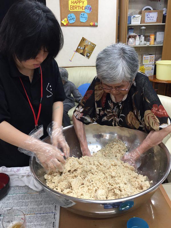 img 3098 - 味噌作り