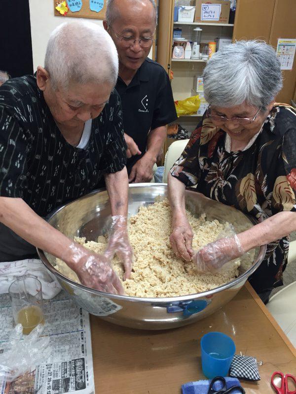 img 3101 - 味噌作り