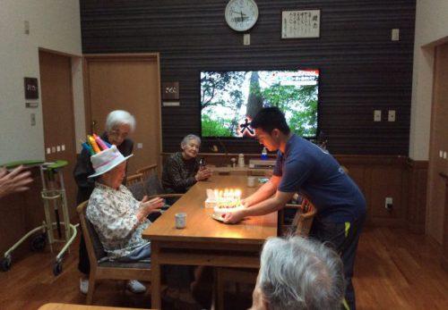 img 6735 500x347 - 佐藤ミツコ様、お誕生日🎂