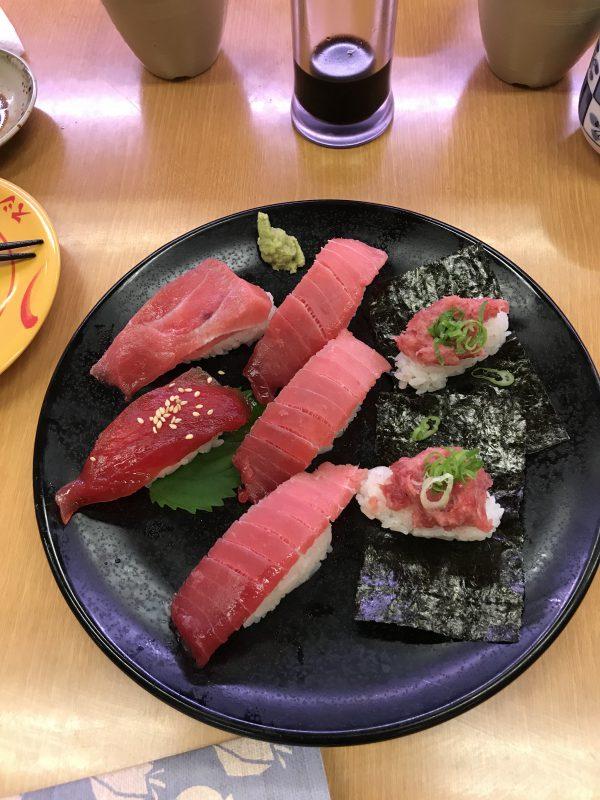 img 4711 - 外食ツアー☆最終日は、スシロー