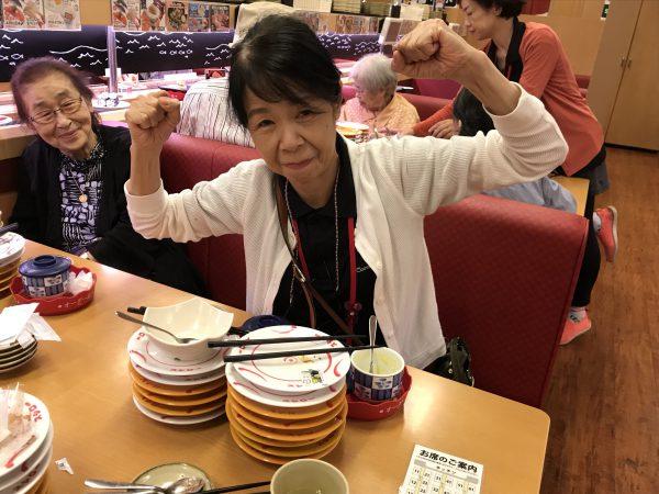 img 4746 - 外食ツアー☆最終日は、スシロー